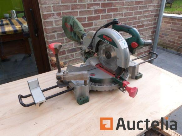 Bosch PCM10 Gehrungssäge