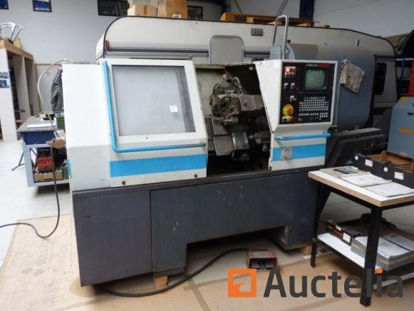 Horizontale Metalldrehmaschine Somab Transmab-300