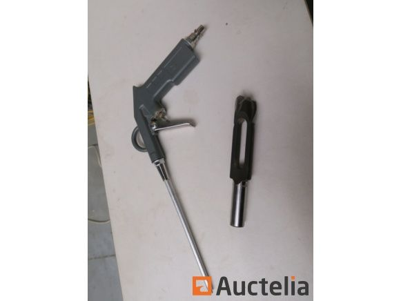 Bohrer, Pistole für Kompressor Leitz 36880