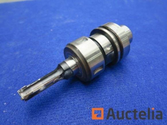 Werkzeughalter mit Fräser pour CNC-BearbeitungszentrenWoche 4-014-12-0100