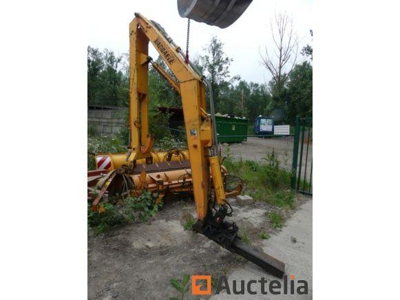 Arm für Traktoren Vandaele BM 1250