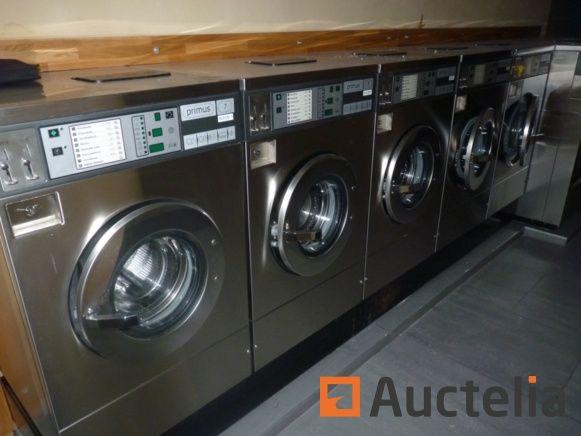 7 Waschmaschinen zum Waschen von Primus