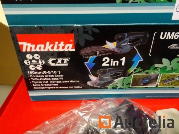 Makita Akku-Kräuterschneider 12 V