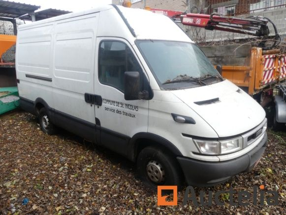 Iveco Iveco Daily 35 S Pickup (2005-122402 km)