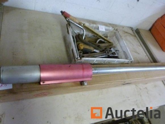 Pneumatische Fettpumpe Eurolube 25780