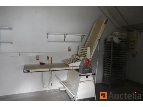 Lamineuse FRITSCH 3/630 (Teppich 60 cm)