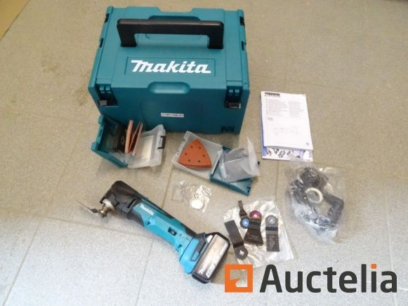 18V Makita DTM51 Multifunktionswerkzeug in Systainer