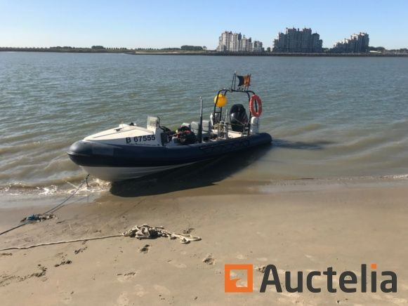 Schnellboot Osprey Viper 7