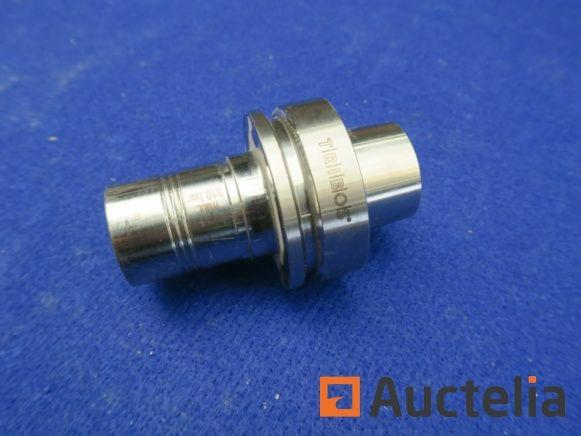 Werkzeughalter mit Fräser pour CNC-Bearbeitungszentrum Leuco 180710