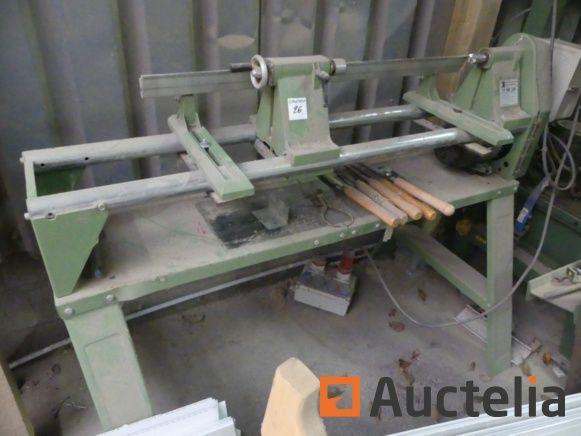 Holzdrehmaschine Electra Becum HDM1000