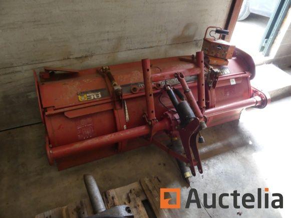 Rototiller für Traktor MITSUBISHI AF1706S