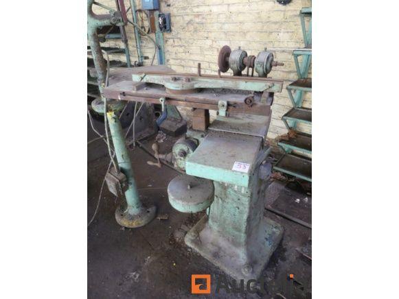 Schleifmaschine Klingen
