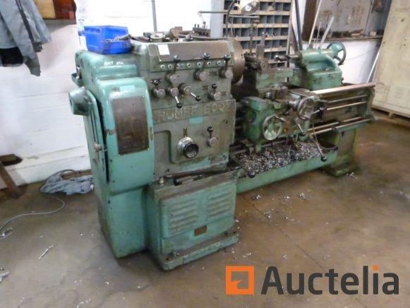 Le Progrès R 600 Metalldrehmaschine