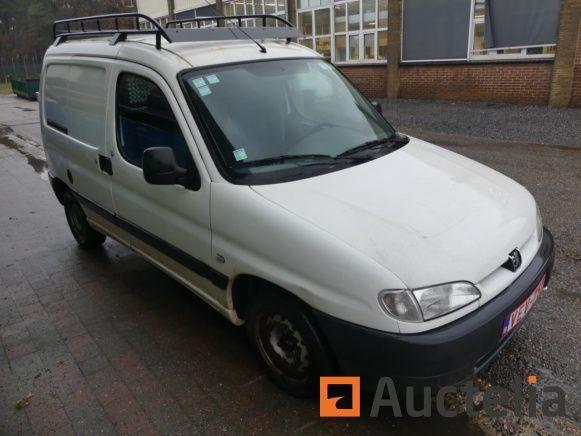 Auto Peugeot Partner (2006-43915 km)