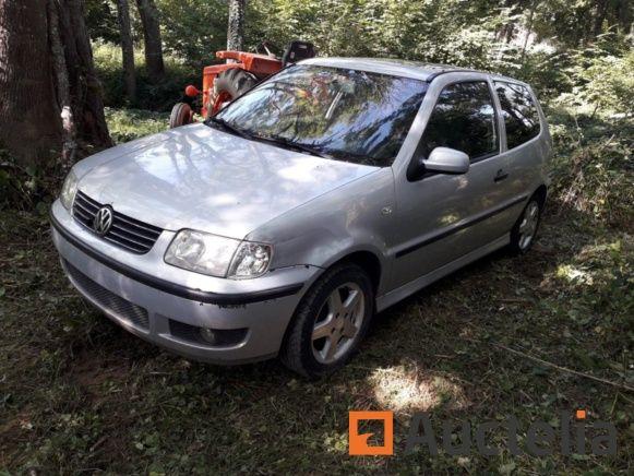 VW Polo 1.4 Motor reparieren lassen.