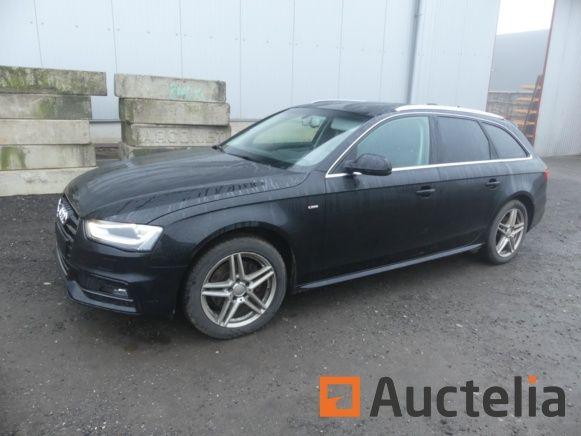 Audi Audi A4 S-Line Autopause