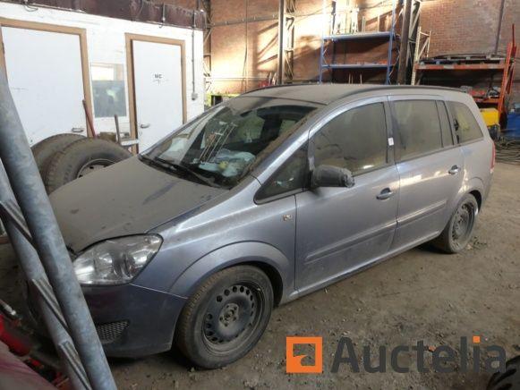 Auto Opel ZAFIRA (131317 Meilen)
