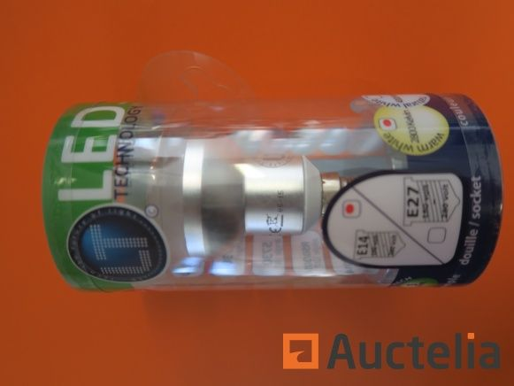 280 LED-TECH-Lampen R50 / 3014 2800 Kelvin 3,0 W