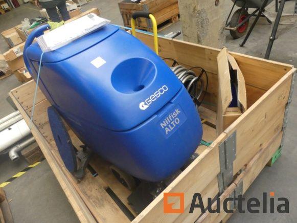 Waschmaschine Nilfisk CRUBTEC 553 BL