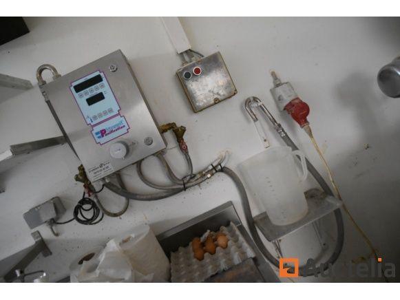 Wasserautomat BROT (zum Kneten)