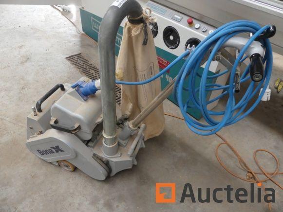 Bandschleifmaschine für Parkett Bona Bona-Belt 200/250