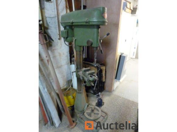 Säulenbohrmaschine AUDAX 25GPIS