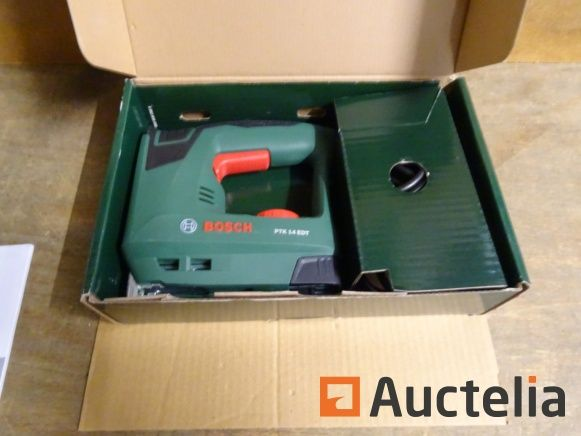 Elektrohefter Bosch PTK 14 EDT Store Wert: 125 €