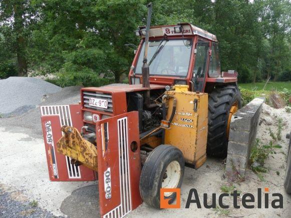Landwirtschaftlicher Traktor Fiat 80-90