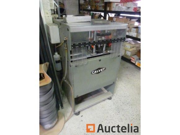 P. MACCHINE 050P Metallfräsmaschine für Aluminium
