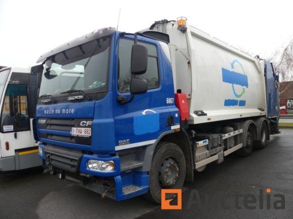 Müllwagen DAF 72.250 (2009) - Matis: 6867