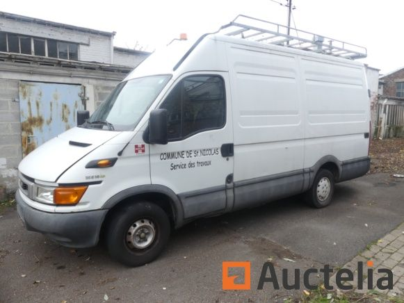 Iveco Iveco Daily 35 S Pickup (2003-133114 km)