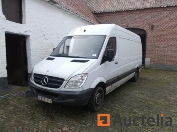 Mercedes Sprinter 310 CDI Transporter (2010-186150 km)