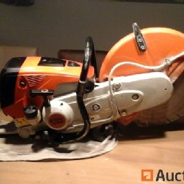 Stihl TS 800 Chainsaw