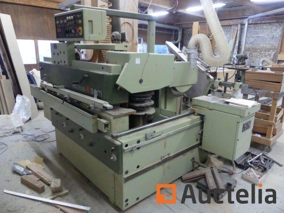 Holzbearbeitungszentrum SCM Multiflex