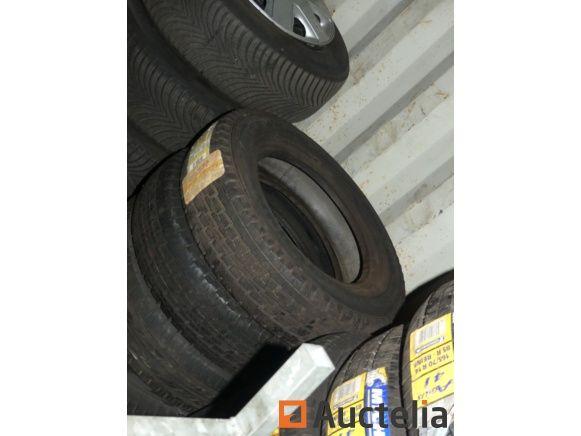 22 Neue und gebrauchte Reifen von Michelin