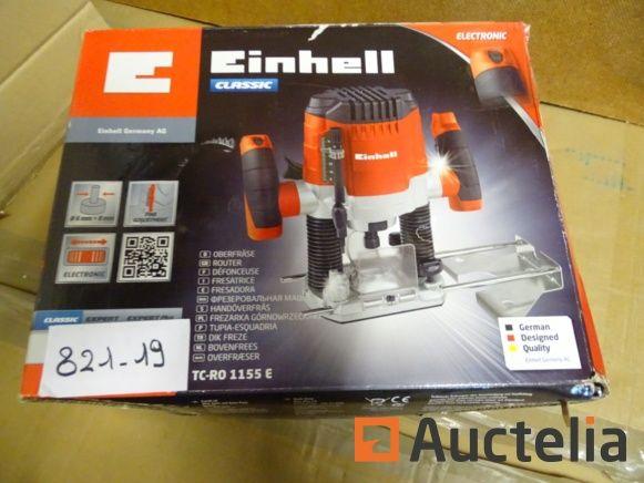 Router Einhell TC-RO 1155 E.