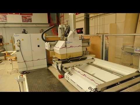 CNC-Bearbeitungszentrum Weeke BHC 550