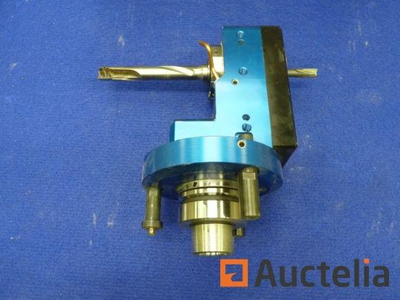 Doppelfräskopf für CNC-Bearbeitungszentrum