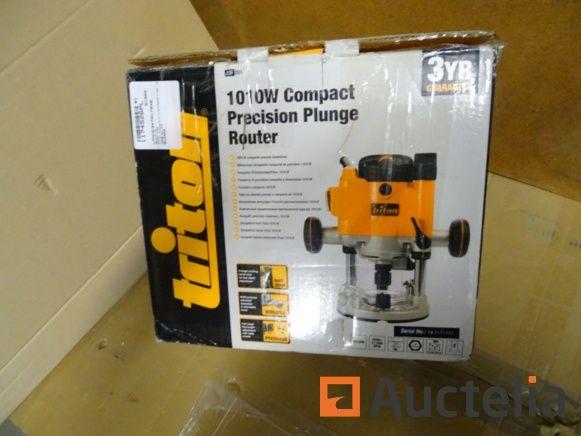 1010 W Precision Compact Tauchfräser