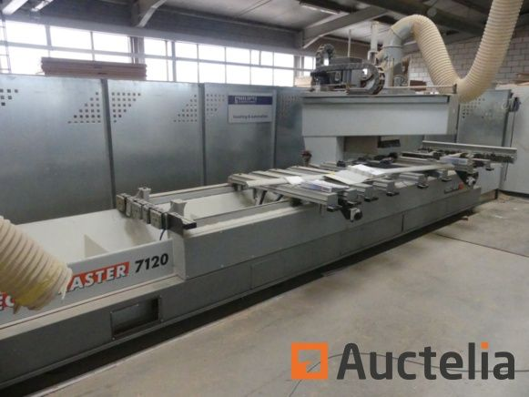 Bearbeitungszentrum Holz Holzher Ecomaster 7120
