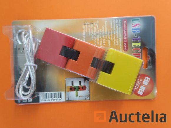 800 USB Hubs USB-TECH