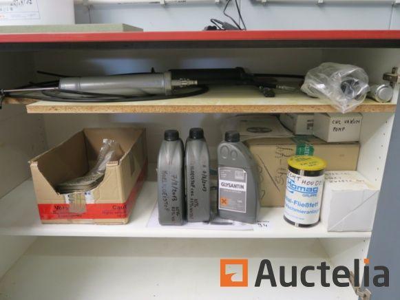 Ersatzteile für CNC, Ölkannen für CNC Glysantin