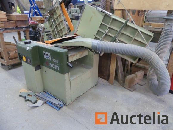 Oberflächenhobel-Hobelmaschine