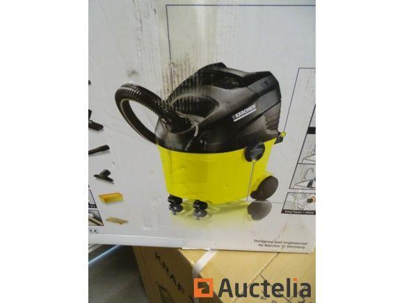 Kärcher Trockenreiniger und Wasser SE 5.100 Ladenwert 325 €