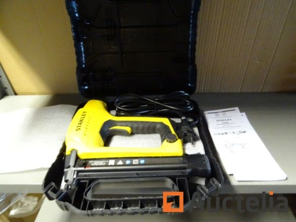STANLEY Electric Nailer-Professional Range-TRE650