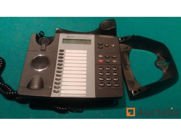 5 x IP-Telefon MITEL 5212