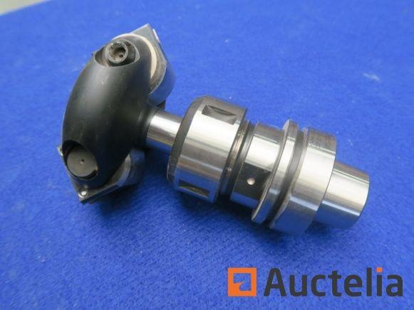 Werkzeughalter mit Fräsern für CNC-Bearbeitungszentrum Weeke 4-014-12-0100