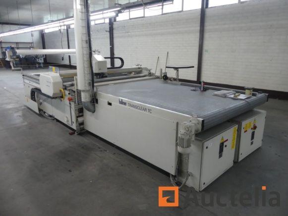 Bullmer CNC Procut 3000 S Textilbearbeitungszentrum