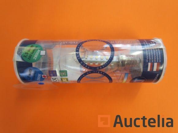 390 LED-TECH E14 Birnen 1,9 Watt 110 Lumen 2900K