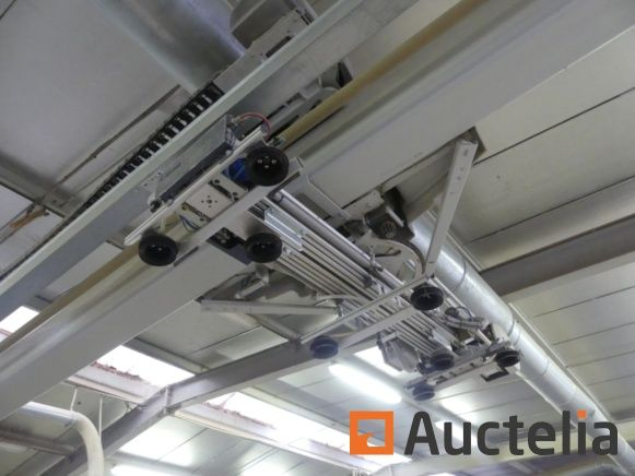 Automatischer Brückenkran Material Lifter MLD